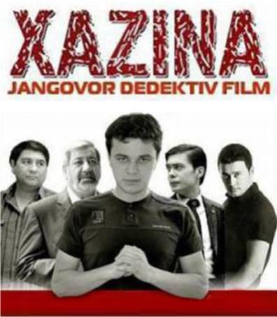 Эски узбек кино окпадар #2